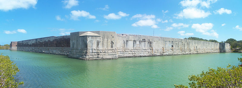 Key West FL Fort Zachary Taylor