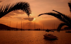 Sunset Yacht management services